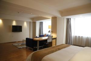 Starway Hotel Huanshi East Road, Hotely  Kanton - big - 49