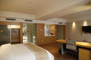 Starway Hotel Huanshi East Road, Hotely  Kanton - big - 48