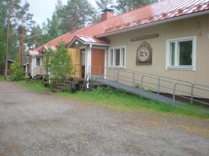 Koirasalmen Luontotupa - Kivijärvi