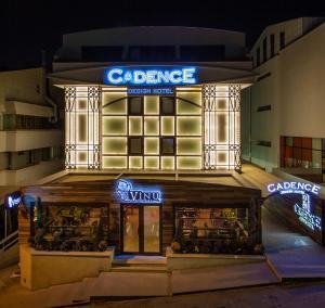 Cadence Design Hotel