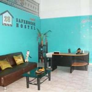 Safehouse Hostel, Hostelek  Pracsuap Khirikhan - big - 8