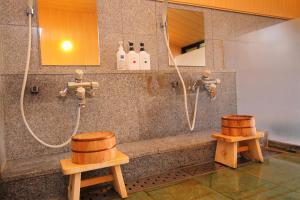 Hotel Asafuji, Hotels  Fujikawaguchiko - big - 35