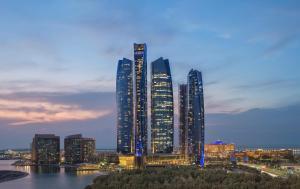 Jumeirah at Etihad Towers Hotel (5 of 75)