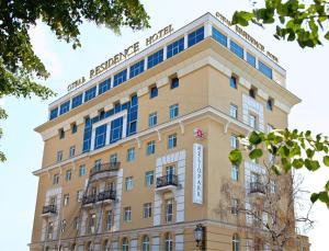 Отель HELIOPARK Residence, Каменка