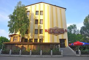 Отель Касабланка, Калуш