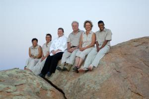 Naries Namakwa Retreat, Chaty  Goop - big - 47