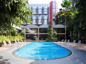 Le Meridien Bangalore, Hotely  Bengalúr - big - 52