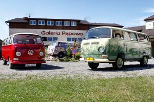 Hostels und Jugendherbergen - Galeria Pępowo