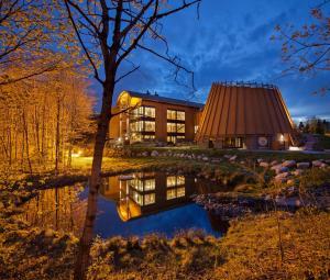 Hôtel-Musée Premières Nations - Hotel - Wendake