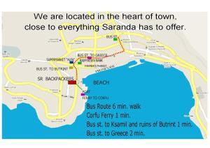 Saranda Backpackers - Sarandë