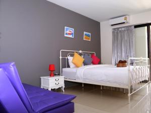 Apartment Khunpa, Apartmány  Lamai - big - 89
