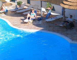 Villa Adriana Hotel, Apartmanhotelek  Ájosz Prokópiosz - big - 135