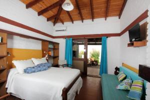 Complejo Aguazul, Lodges  La Pedrera - big - 53