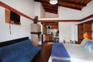 Complejo Aguazul, Lodges  La Pedrera - big - 35