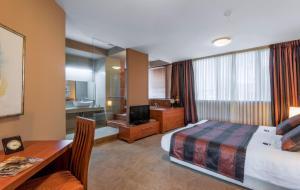 Hotel Arka, Hotely  Skopje - big - 24