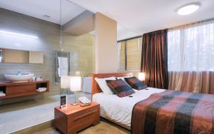 Hotel Arka, Hotely  Skopje - big - 17