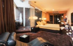 Hotel Arka, Hotely  Skopje - big - 25
