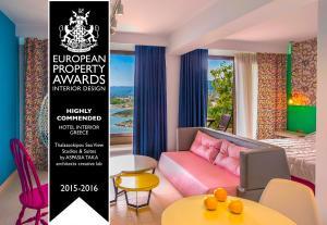 Hostels e Albergues - Thalassokipos