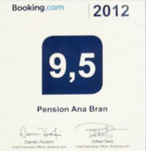 Pension Ana Bran, Pensionen  Bran - big - 24
