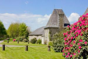 Gite Le Saint Anne, Holiday homes  Équilly - big - 22