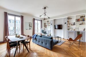 Location gîte, chambres d'hotes Sweet Inn - Ponthieu dans le département Paris 75