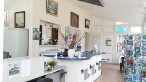 Familien- und Apparthotel Strandhof, Hotely  Tossens - big - 40