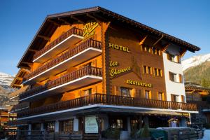 Hotel Les Chamois - Verbier