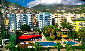 Ark Apart and Suite Hotel - Alanya