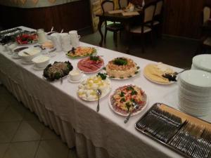 Galia, Hotels  Druskininkai - big - 15