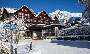 Romantik Hotel Schweizerhof - Grindelwald