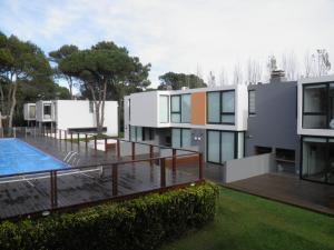 Filo De Los Medanos, Chaty  Villa Gesell - big - 45