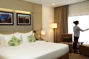 The Ann Hanoi, Hotely  Hanoj - big - 9