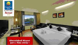 Comfort Inn Sunset, Hotels  Ahmedabad - big - 40