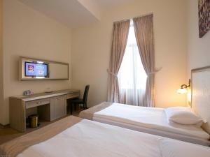 Euro Hotel Grivita, Hotels  Bukarest - big - 42
