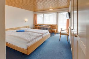 Hotel Parnass, Отели  Церматт - big - 15