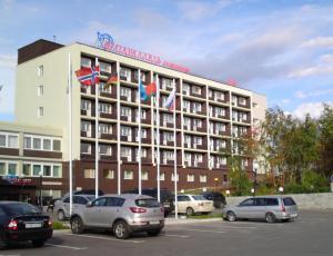 Отель 69 Параллель, Североморск