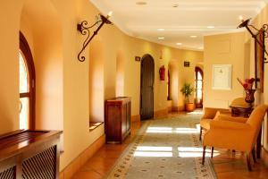 TUGASA Hotel Castillo de Castellar, Hotels  Castellar de la Frontera - big - 18