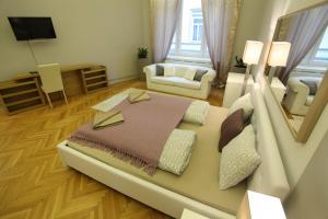 d.FIVE Classic Luxury at Basilica, Apartmány  Budapešť - big - 38