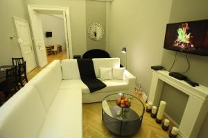 d.FIVE Classic Luxury at Basilica, Apartmány  Budapešť - big - 35