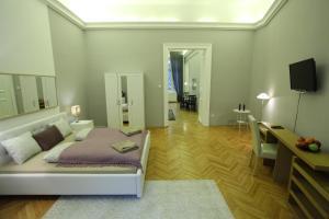 d.FIVE Classic Luxury at Basilica, Apartmány  Budapešť - big - 41