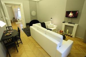 d.FIVE Classic Luxury at Basilica, Apartmány  Budapešť - big - 43