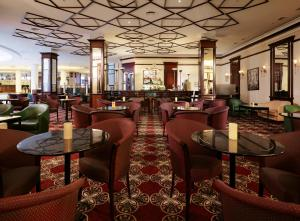 Moscow Marriott Grand Hotel, Hotely  Moskva - big - 51