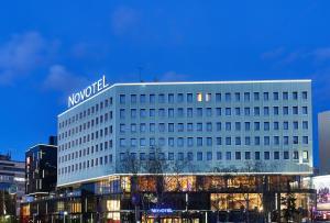 Novotel Krasnoyarsk Center - Hotel - Krasnoyarsk