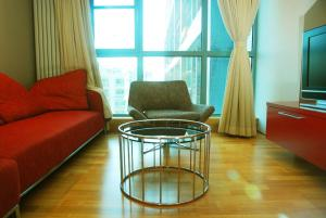 Rich&Young Seasons Park Service Apartment, Apartmány  Peking - big - 20