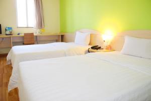 7Days Inn FuZhou East Street SanFangQiXiang, Отели  Фучжоу - big - 16