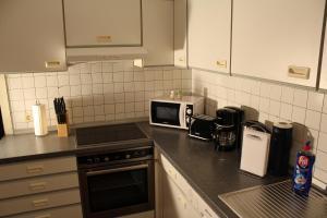 Apartment Haus Sternenhimmel, Apartmány  Lehmrade - big - 14