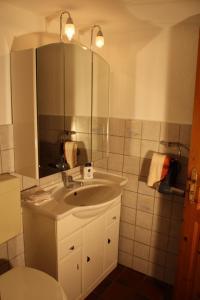 Apartment Haus Sternenhimmel, Apartmány  Lehmrade - big - 12