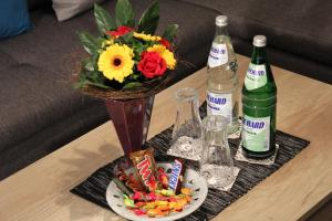Apartment Haus Sternenhimmel, Apartmány  Lehmrade - big - 7