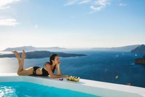 Alti Santorini Suites, Vily  Megalochori - big - 50