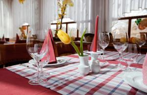 Guesthouse Tulipan, Guest houses  Lesce - big - 17